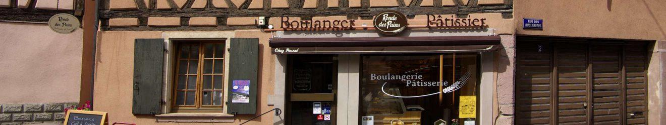 Boulangerie-Pâtisserie à Dambach-la-Ville