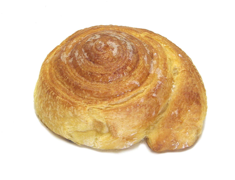escargot à la crème