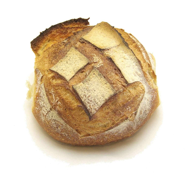 miche de pain blanc de Chez Pascal