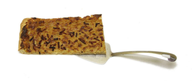 tarte à l'oignon du traiteur